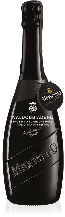 LUXURY Collection: Valdobbiadene Prosecco Superiore DOCG Rive di S. Stefano Millesimato Brut